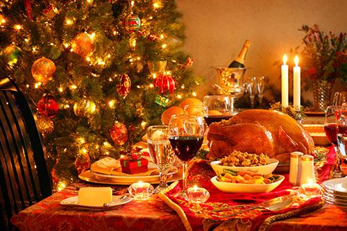 Cena Di Natale.Christmas In Italy Ctg Vini